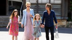 Keith Urban and Nicole Kidman at church on the Sunday before Christmas Eve in Sydney