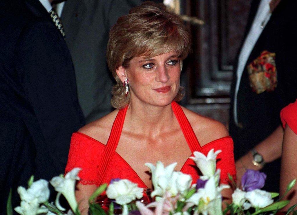 Princess Diana in Argentina - 1995