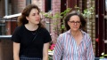 Sally Field shopping with granddaughter Sophie Craig in New York City.