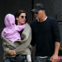 Sandra Bullock and Bryan Randall take Laila to Children's Theater in LA