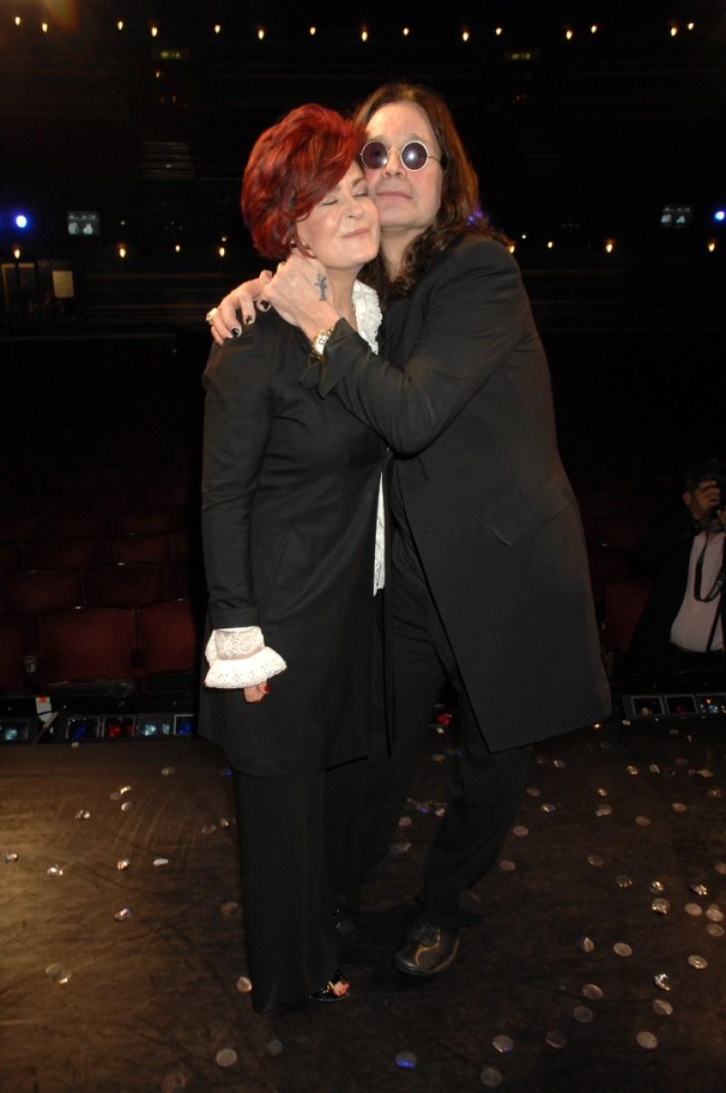 haron and Ozzy Osbourne