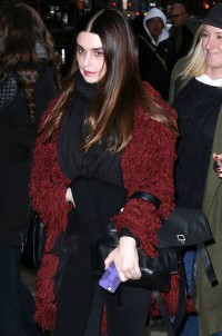 Aimee Osbourne out and about, New York, America - 31 Mar 2015