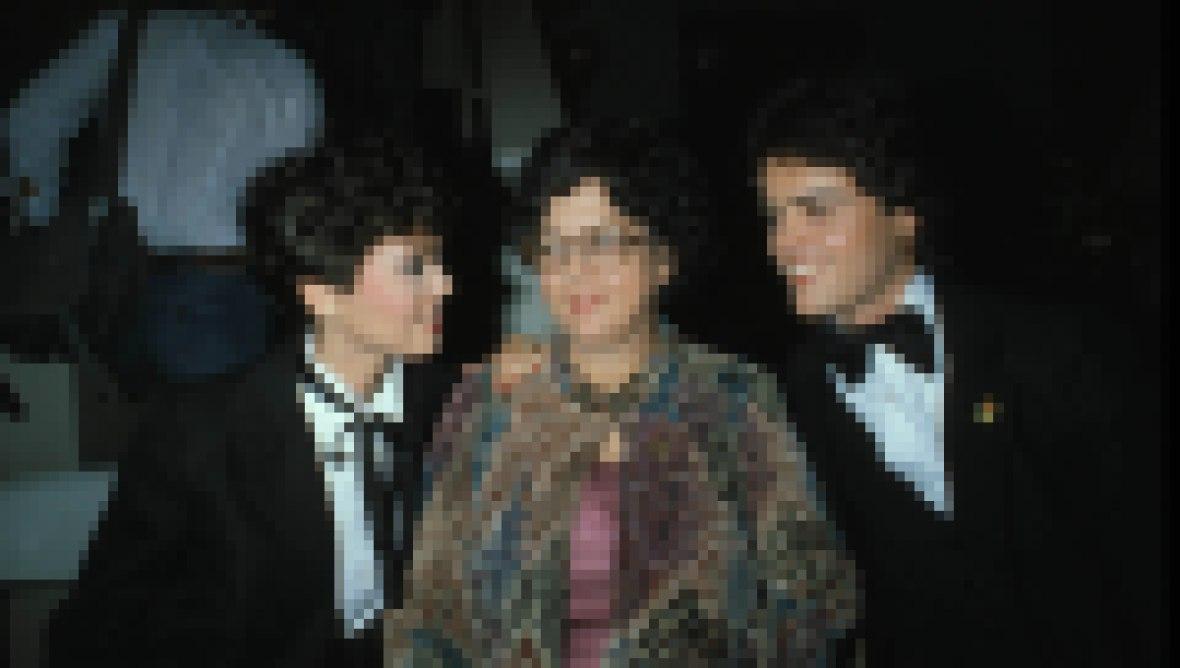 Marie Osmond and Donny Osmond 1978