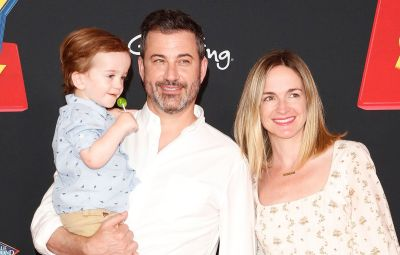 Jimmy Kimmel Family