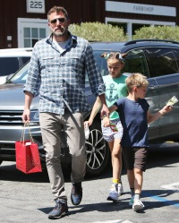 Ben Affleck out and about, Los Angeles, USA - 07 Sep 2019