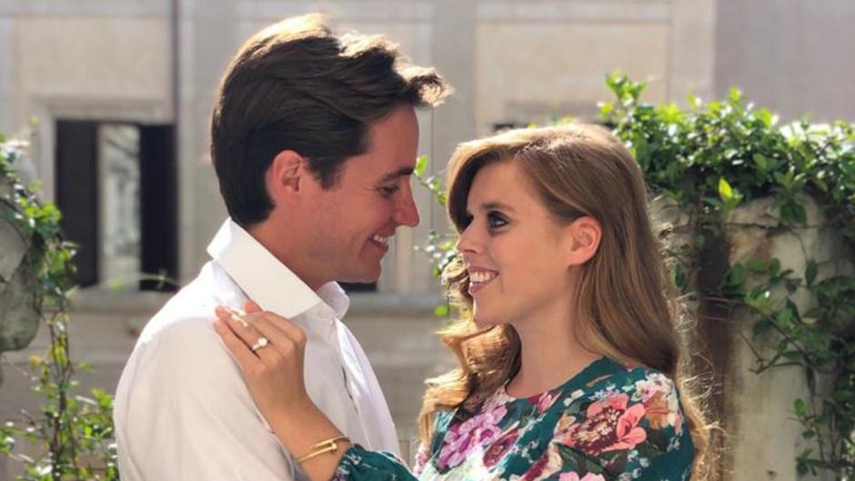Princess Beatrice AND Mr Edoardo Mapelli Mozzi