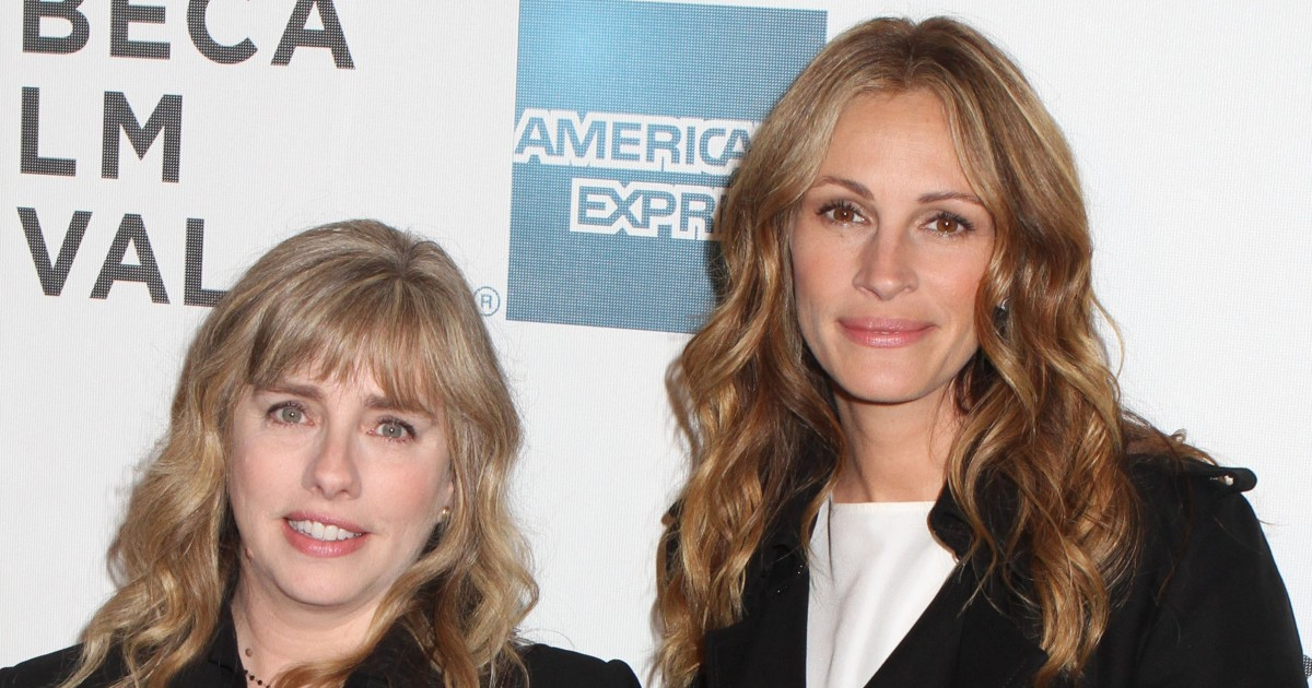 Who Are Julia Roberts Siblings Meet Brother Eric And Sister Lisa