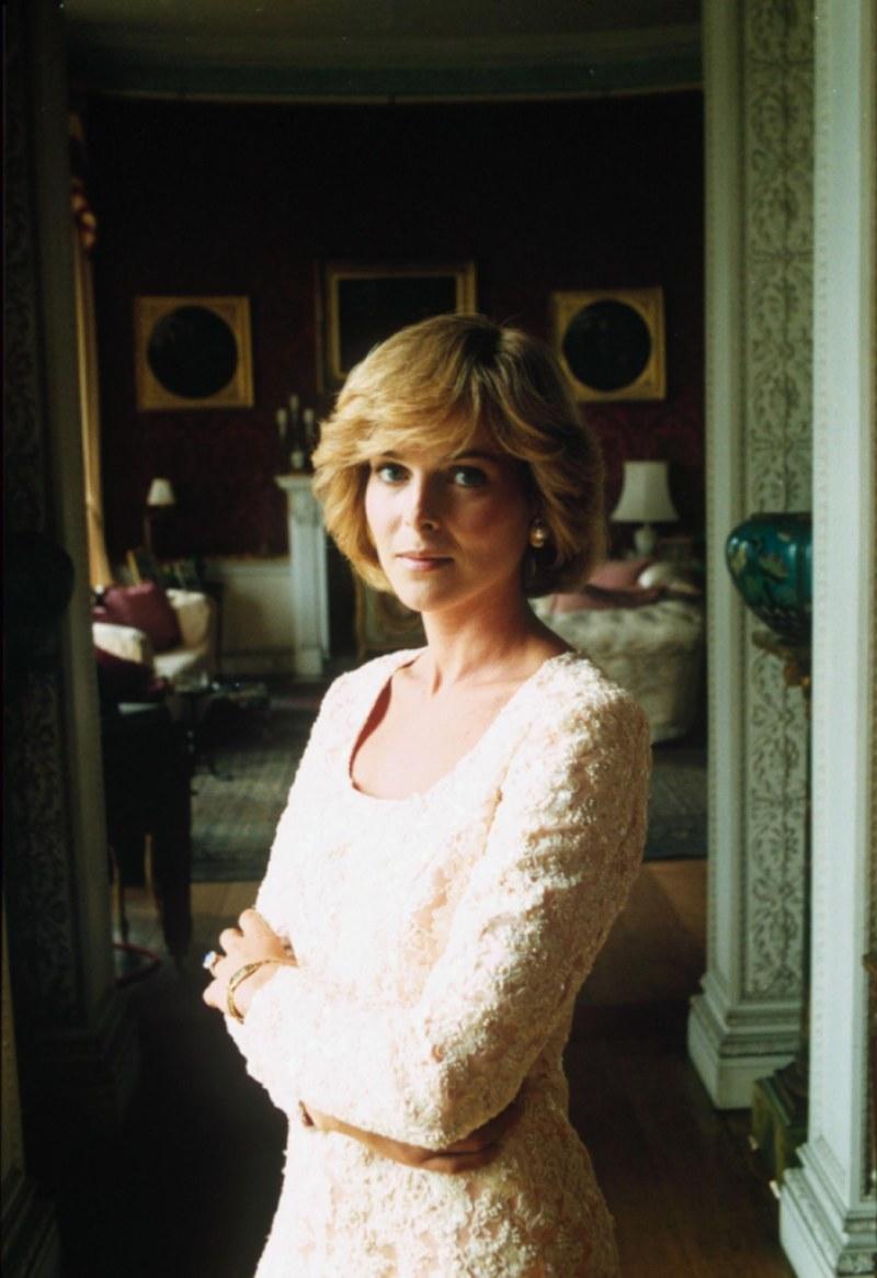 Catherine Oxenberg as Princess Diana