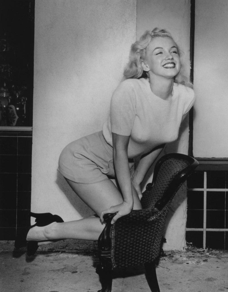 Marilyn Monroe (c1948)