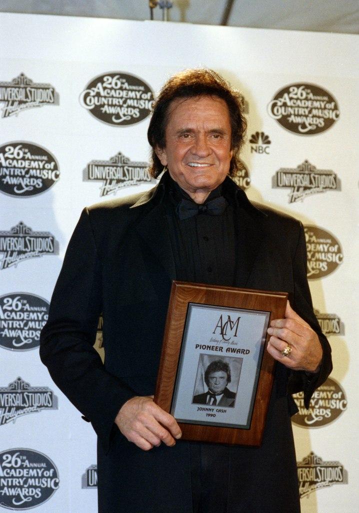 CMA Johnny Cash