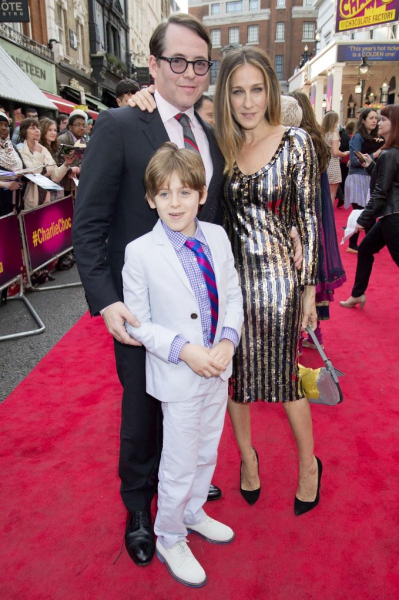 Sarah Jessica Parker family