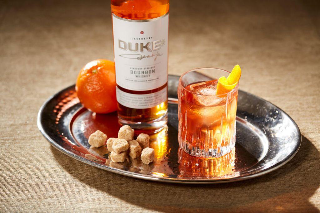 Duke Spirits John Wayne bourbon