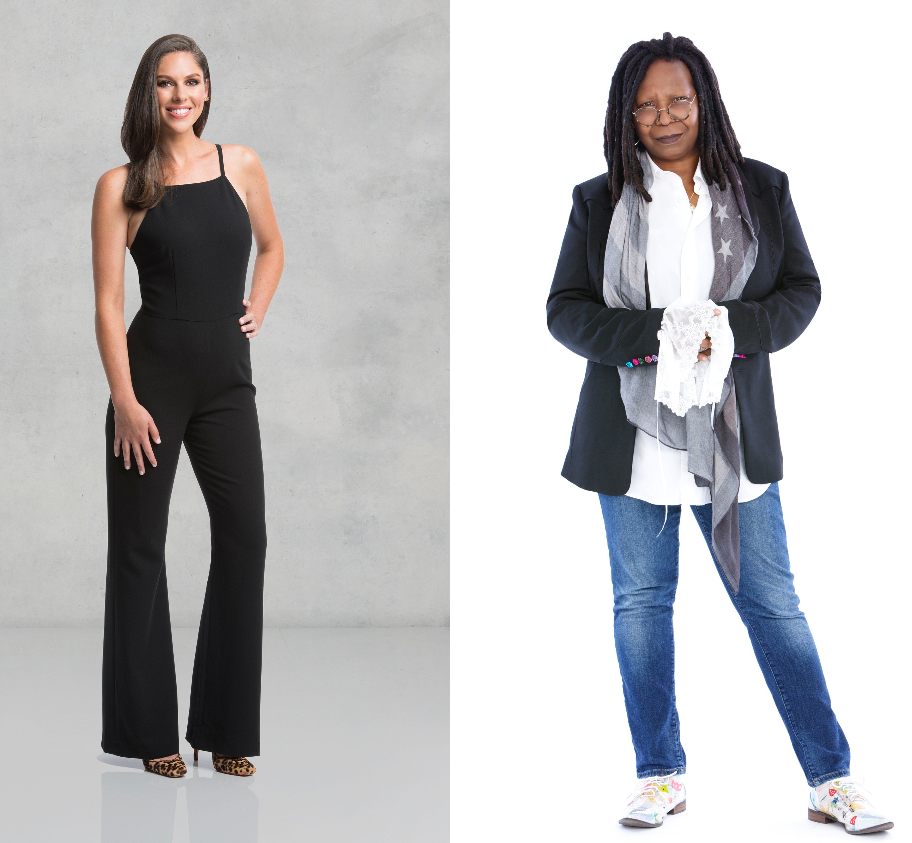 Abby Huntsman Calls Cohost Whoopi Goldberg a 'Special Mother Figure'