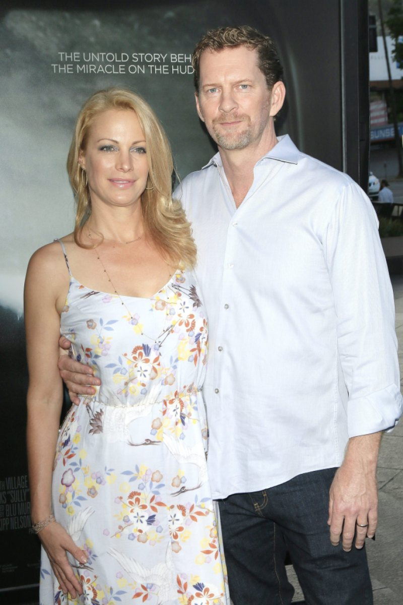 Alison Eastwood husband