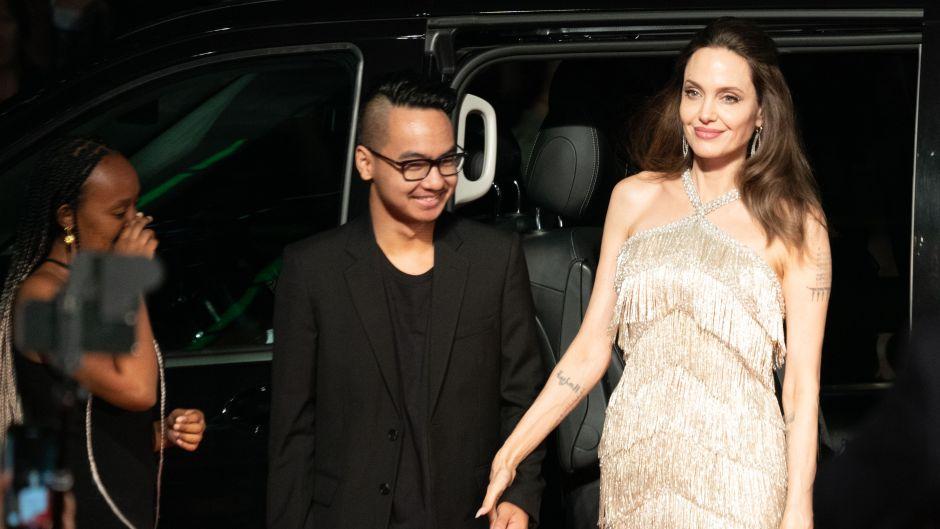 Angelina Jolie Maddox