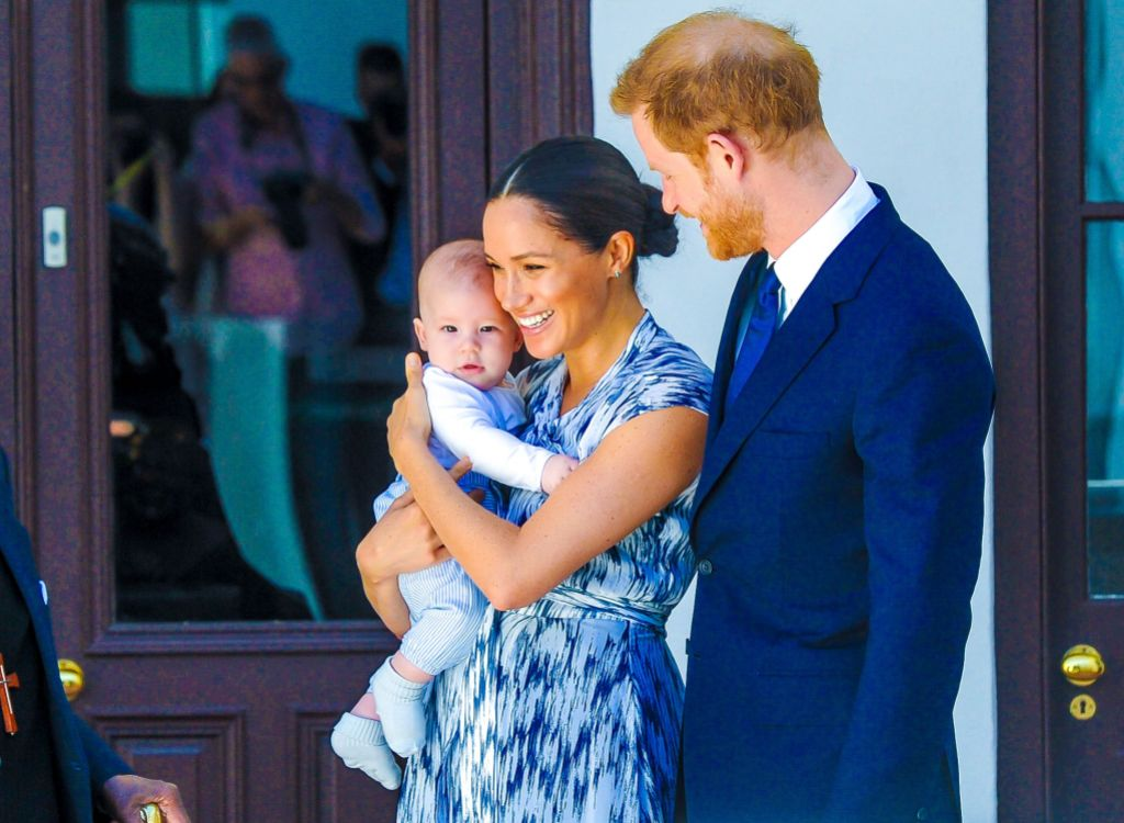 Prince Harry Meghan Markle Archie