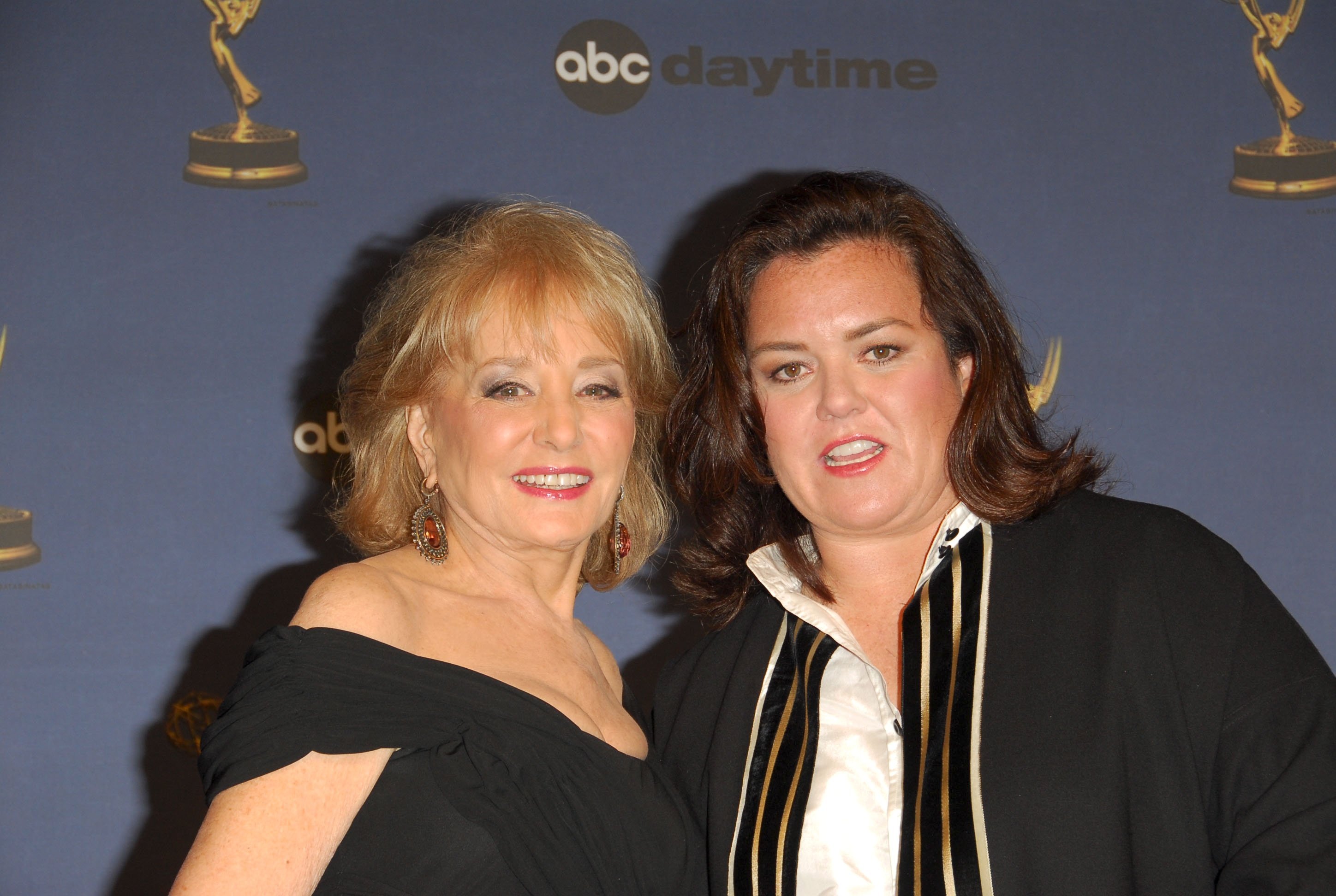 """Rosie O'Donnell on Her Relationship With Barbara Walters: 'I Think She's a Wonderful Woman"""""""