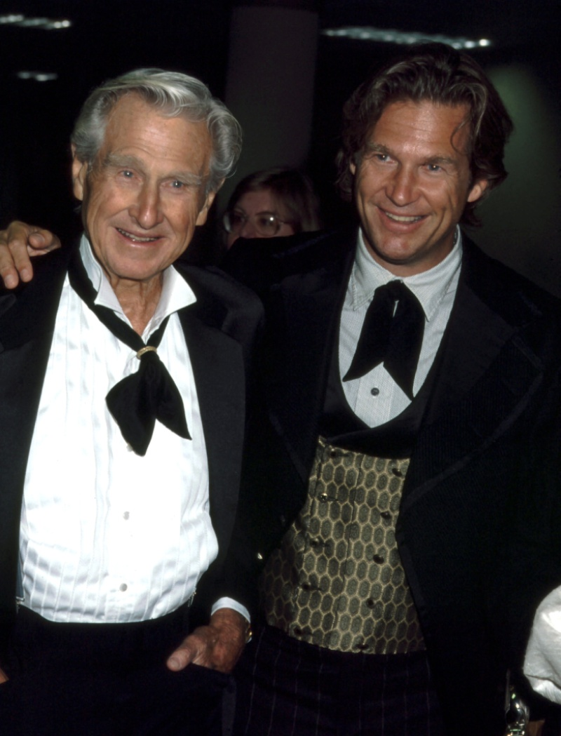 Lloyd Bridges Jeff Bridges