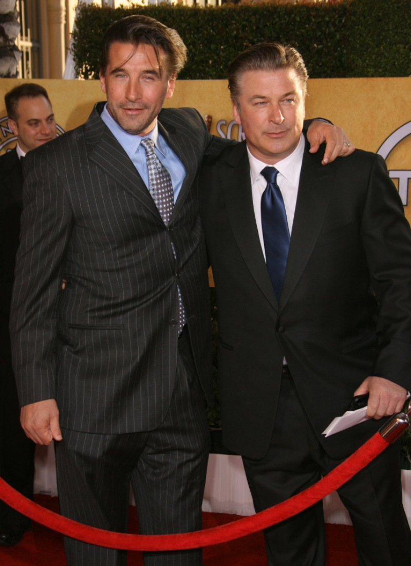 Billy Baldwin Alec Baldwin
