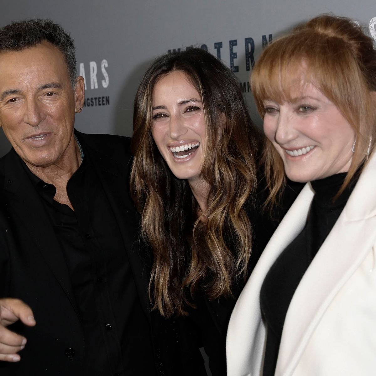 Bruce Springsteen Attends 'Western Stars' Screening With Wife Patti and Daughter Jessica
