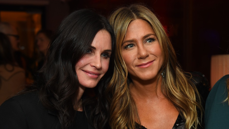 Courteney Cox, Jennifer Aniston
