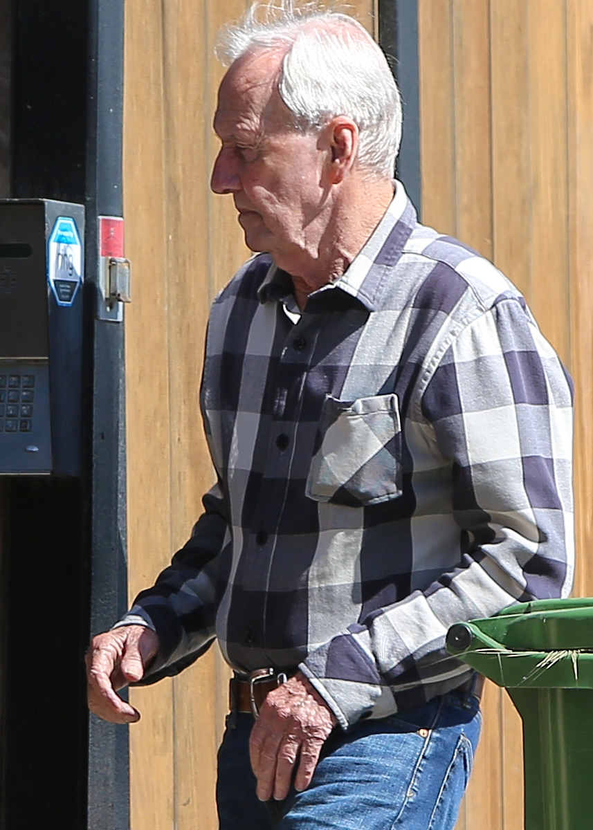 'Crocodile Dundee' Star Paul Hogan Is Spotted in Rare Outing on the Actor's 80th Birthday