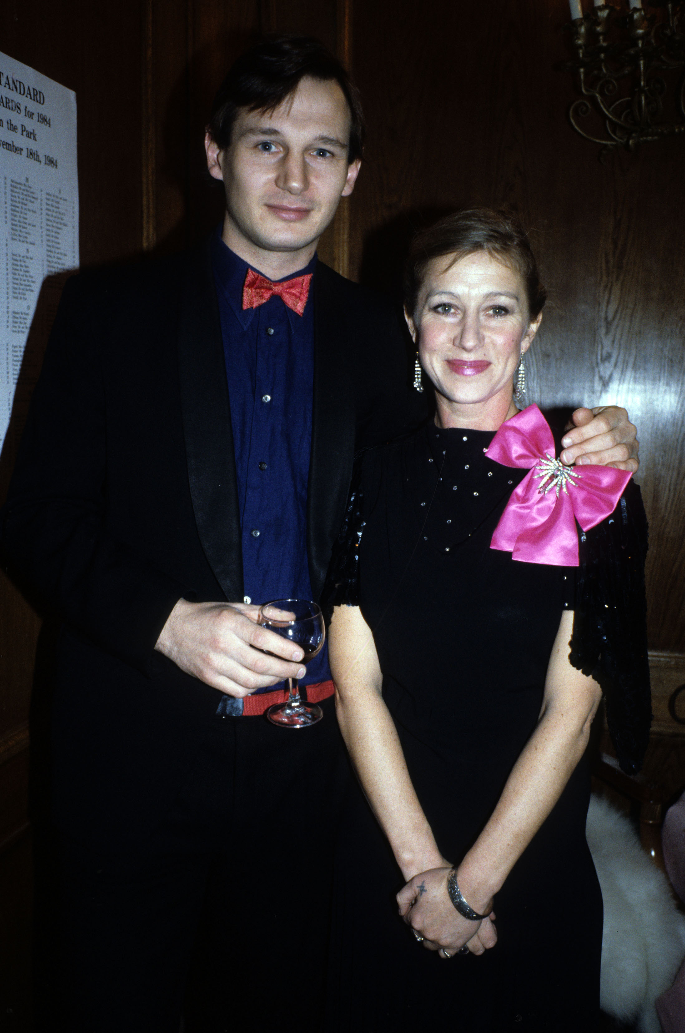 Helen Mirren, 74, Sweetly Reminisces About Fling With Ex Liam Neeson, 67, in the '80s