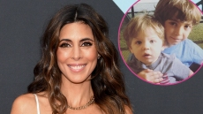 Jamie-Lynn Sigler at the 2019 MTV VMAs With an Inset of Sons Beau and Jack