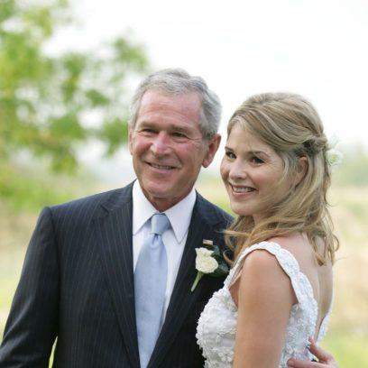 Jenna Bush Hager George W. Bush