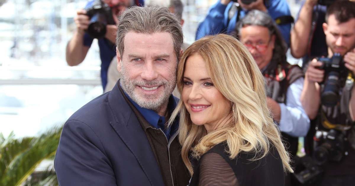 John Travolta Sweetly Calls Wife Kelly Preston a 'Beautiful and Talented Woman' on Her 57th Birthday