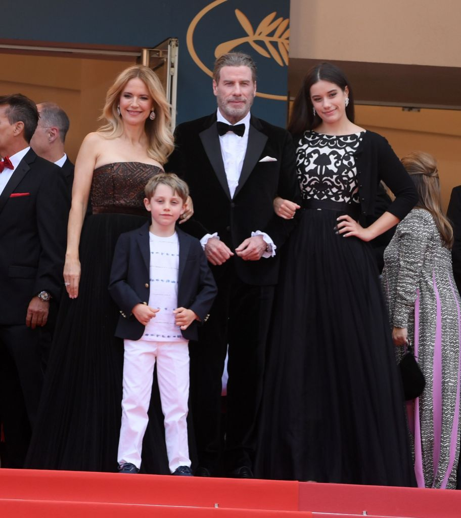 John Travolta family