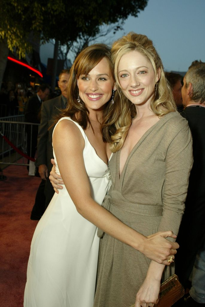 Judy Greer Jennifer Garner