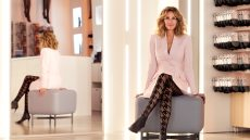 Julia Roberts Shows Off Her Toned Legs in Fantastic Shoot for Calzedonia