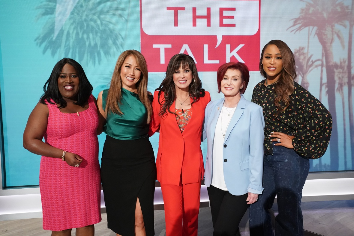 Marie Osmond The Talk