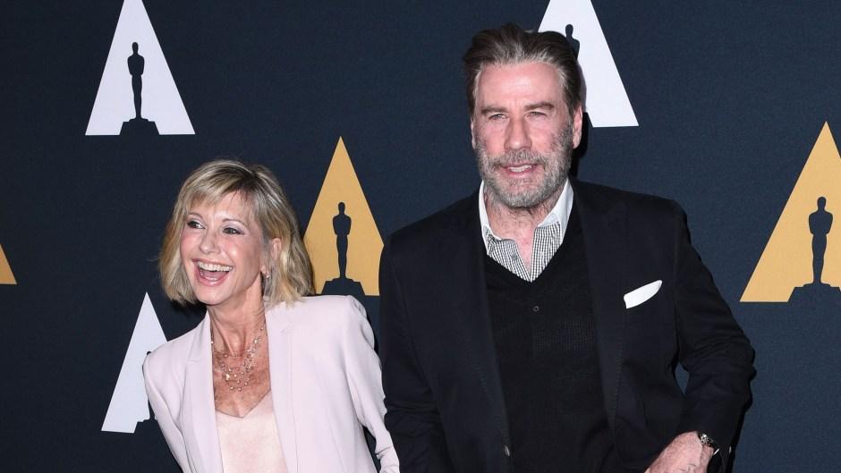 Olivia Newton John John Travolta