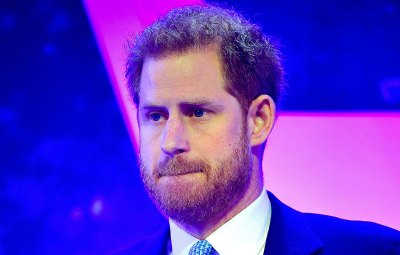 Prince Harry Gets Emotional About Duchess Meghan Pregnancy