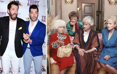 Drew Jonathan Scott The Golden Girls