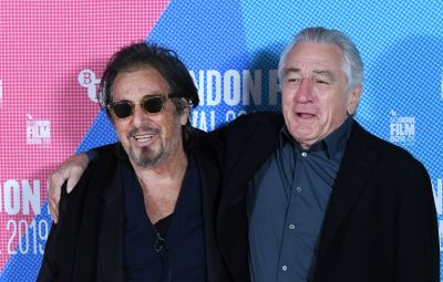 AL Pacino Robert De Niro