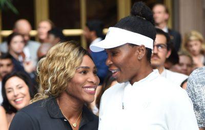 Serena Williams Venus Williams