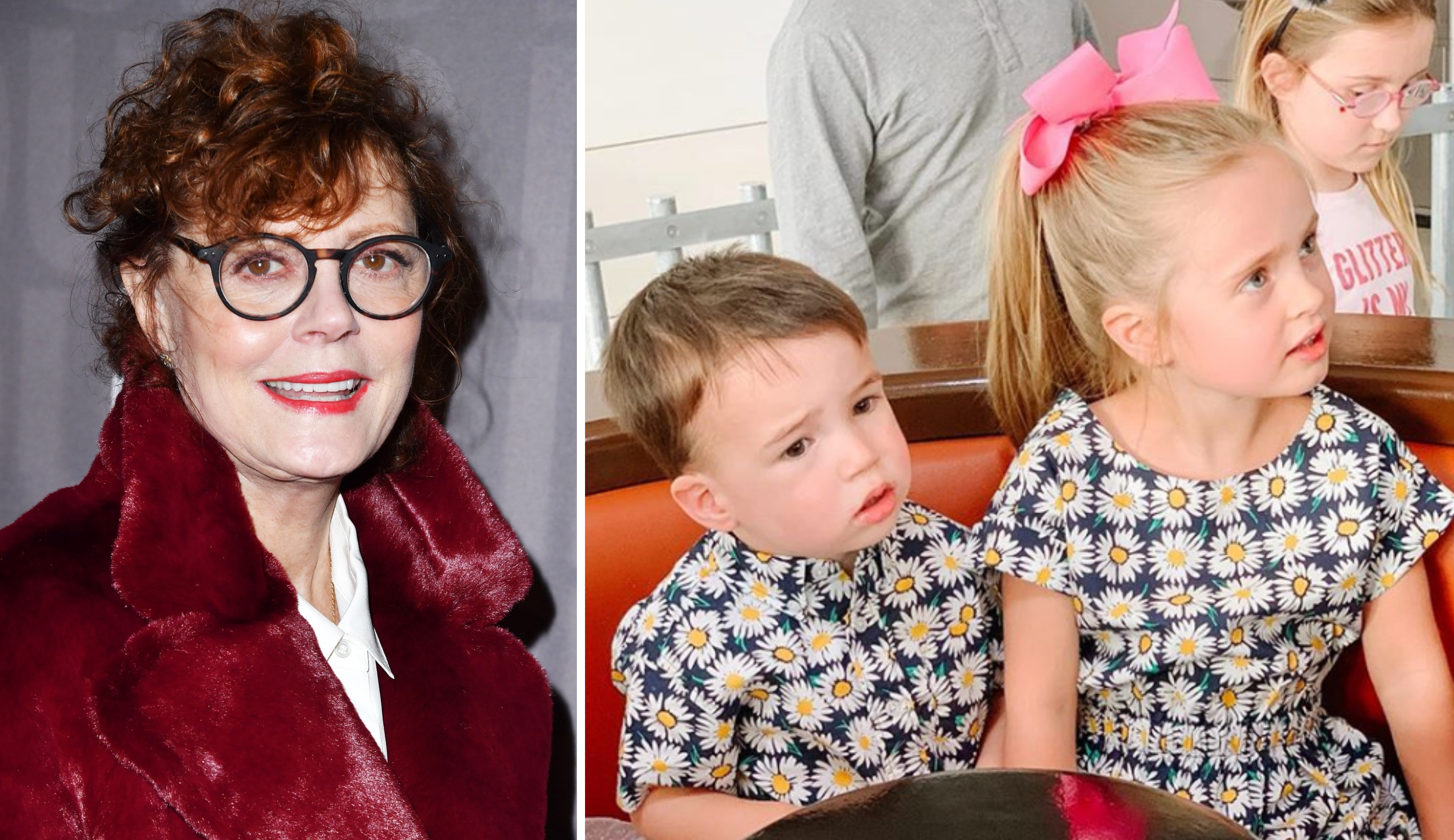 Susan Sarandon Reveals Her Favorite Part About Being a Grandma: 'Everything!'