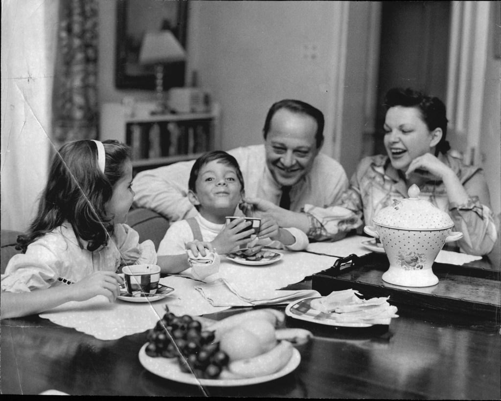 Judy Garland Sid Luft