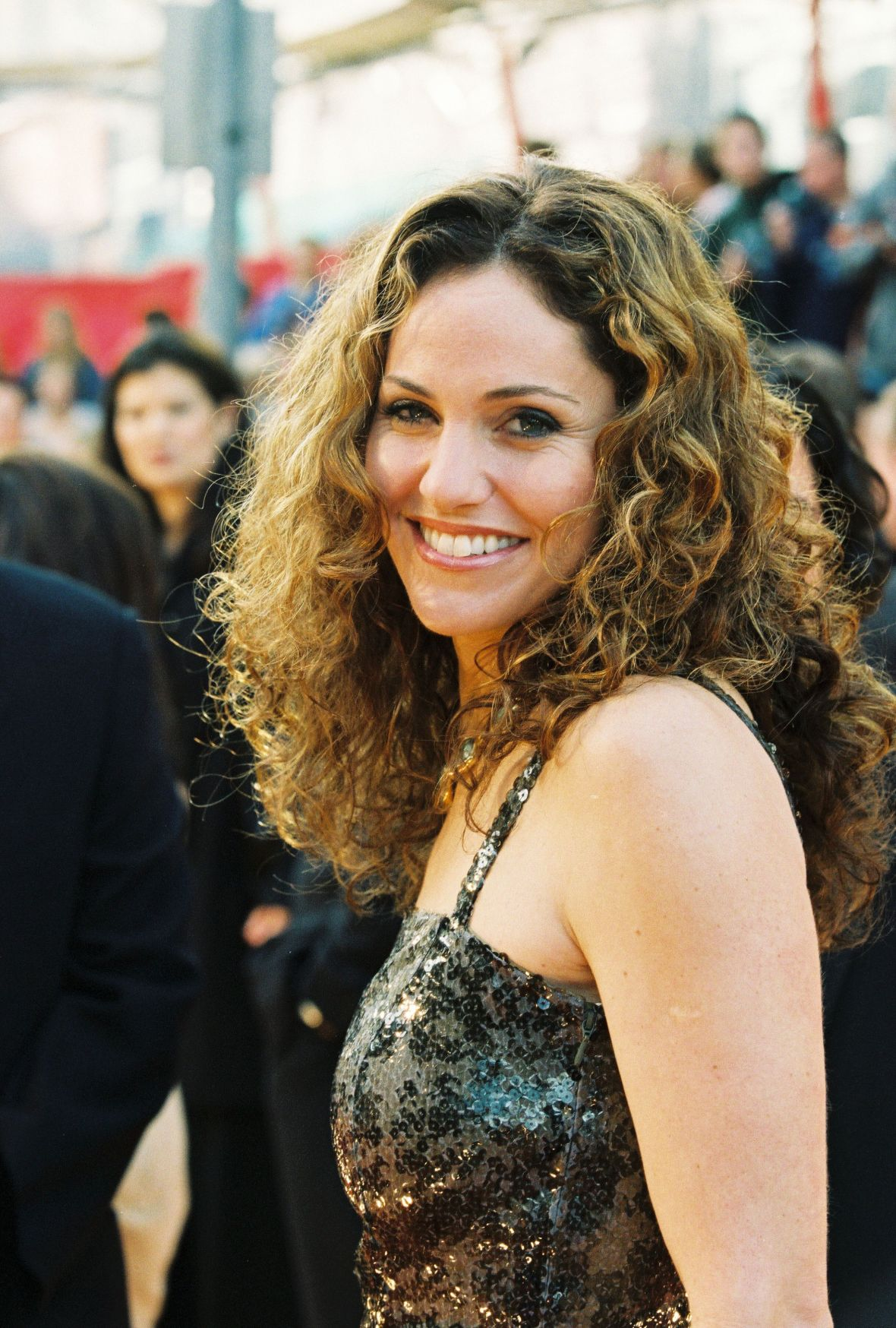 'Judging Amy' Star Amy Berenneman at the 2000 TV Guide Awards