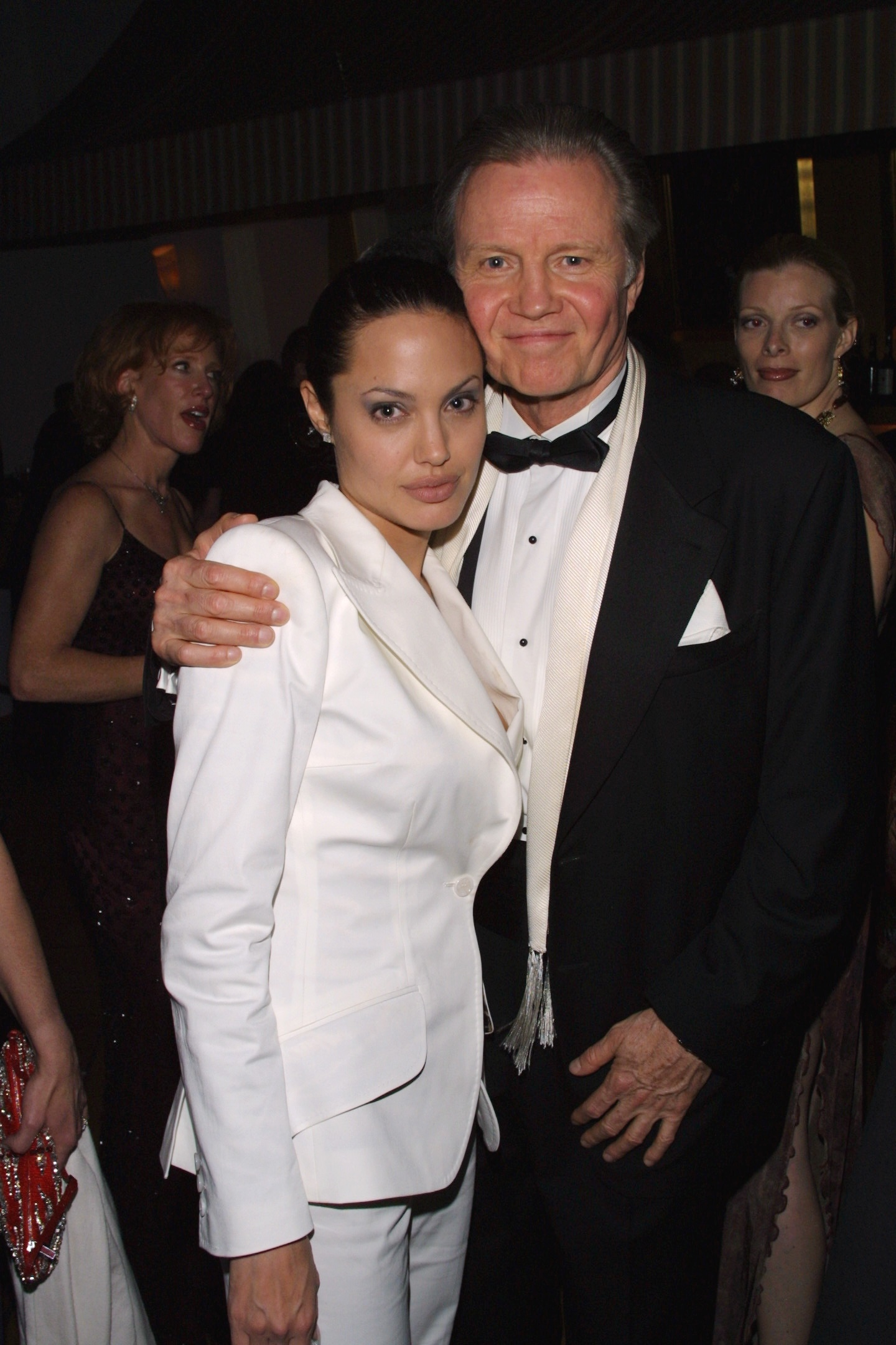 Jon Voight Gushes Over Daughter Angelina Jolie's Parenting Skills: 'She's a Really Good, Good Mommy'
