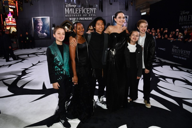 'Maleficent: Mistress of Evil' film premiere, Arrivals, El Capitan Theatre, Los Angeles, USA - 30 Sep 2019