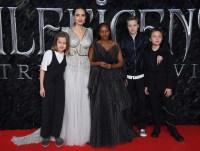 'Maleficent: Mistress of Evil' film premiere, London, UK - 09 Oct 2019