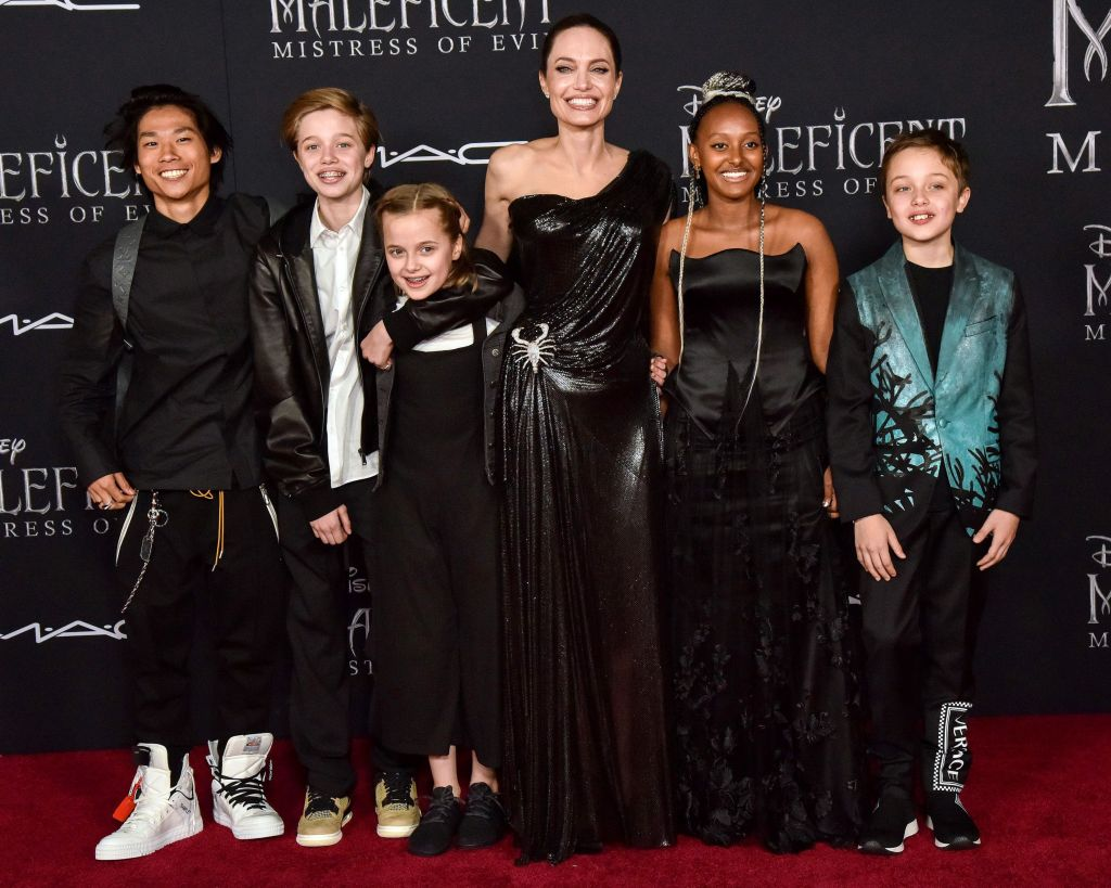angelina-jolie-kids-malificent-premiere