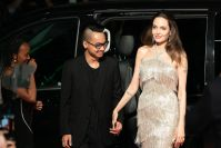 Angelina Jolie Maddox Reunite For Maleficent 2 Japan Premiere