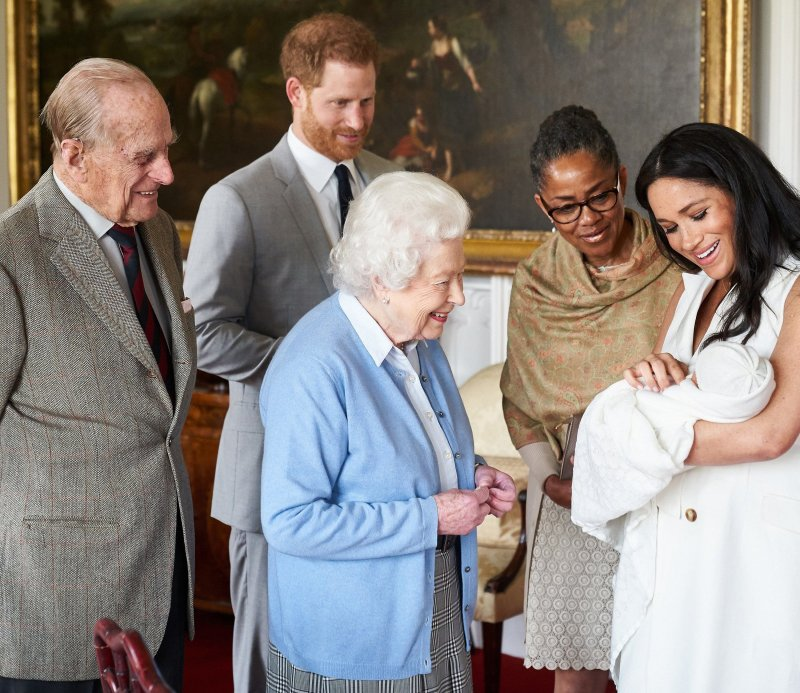 Meghan Markle 'Thinks It's Important' to Send Baby Archie to Nursery in Canada