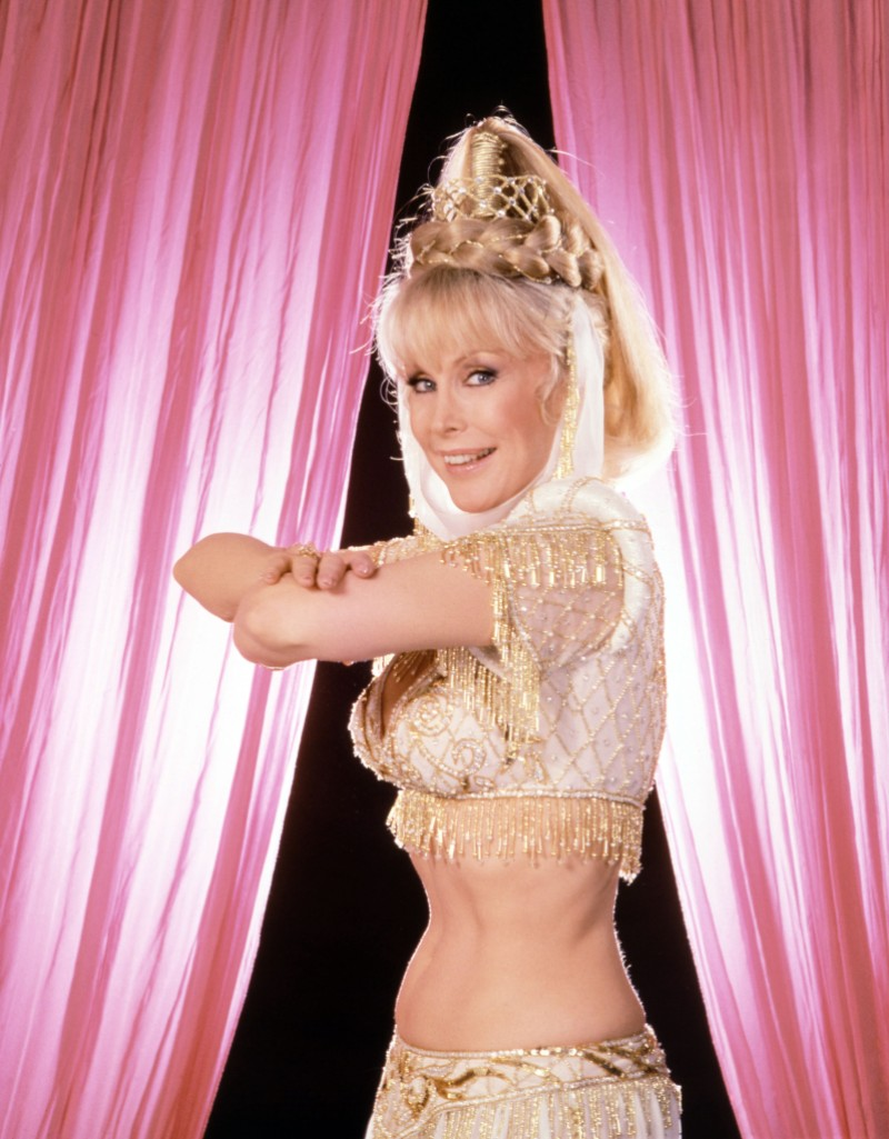 I Dream of Jeannie' Star Barbara Eden Net Worth Revealed