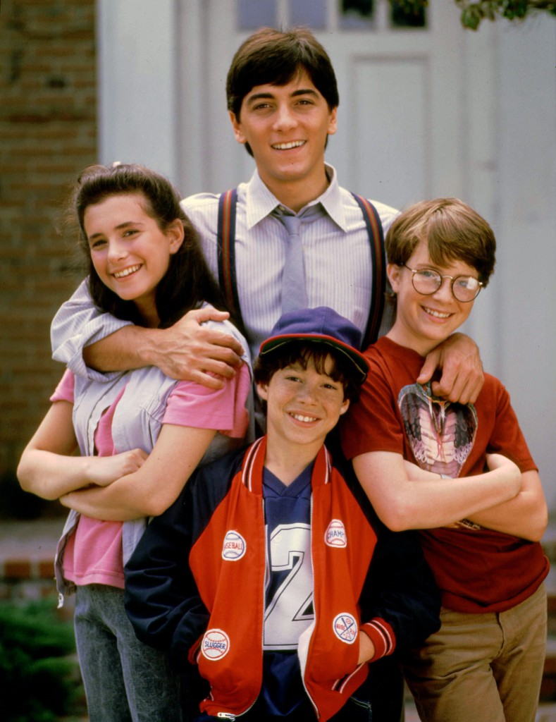 The Cast of 'Charles in Charge'